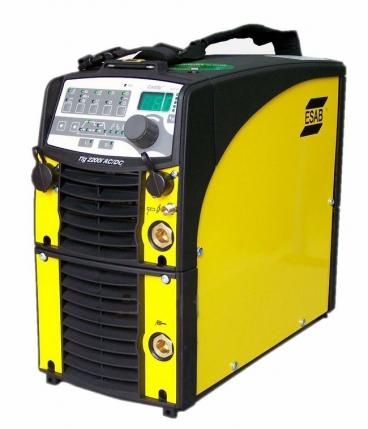 Аппарат для аргонодуговой сварки ESAB Caddy Tig 2200i AC/DC