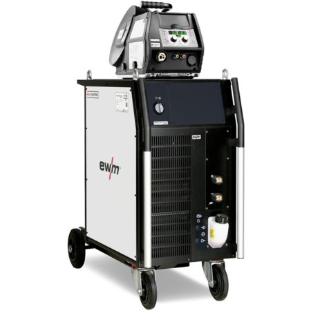 Многофункциональный аппарат для MIG/MAG сварки EWM alpha Q 551