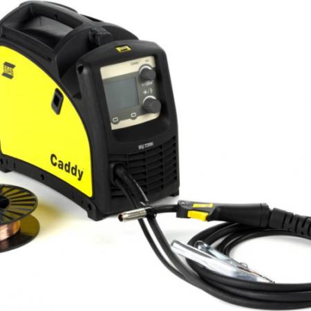 Компактный сварочный полуавтомат ESAB Caddy Mig C200i