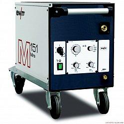 Аппарат для сварки MIG/MAG со ступенчатым переключением EWM Mira 151
