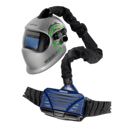 Сварочная маска с вентиляционным блоком optrel e3000