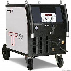 Аппарат для сварки MIG/MAG с плавной регулировкой EWM Taurus 301 FKG