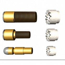 Патроны для пайки и керамические изоляторы