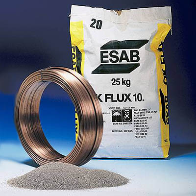 Сварочный флюс ESAB OK Flux 10.61